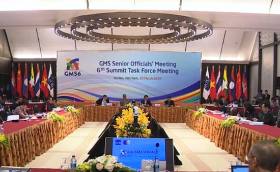 Hôm nay (31/1), Hội nghị GMS6 - CLV10 bước sang ngày làm việc cuối cùng