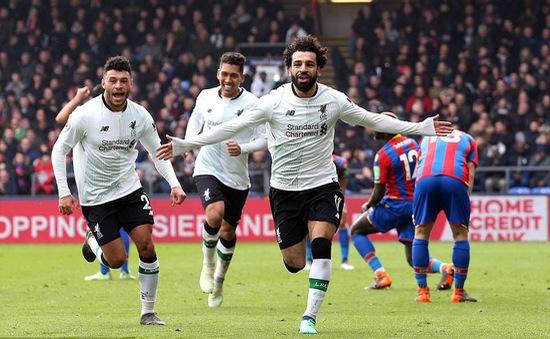 VIDEO: Tổng hợp diễn biến Crystal Palace 1-2 Liverpool