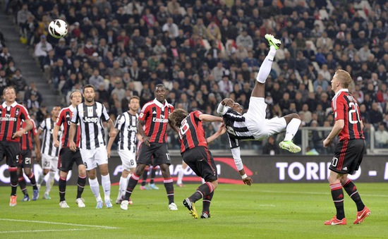"""AC Milan có thể khiến Juventus """"cụt hứng"""""""