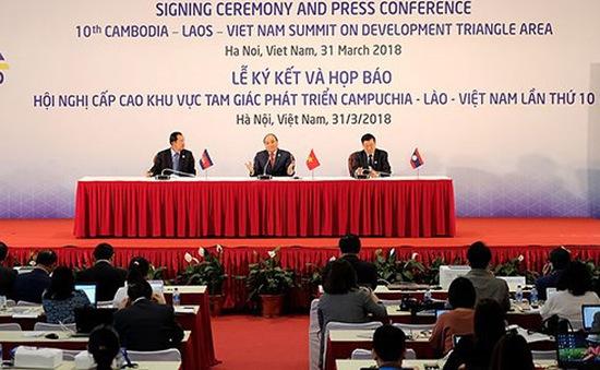 Tuyên bố chung Hội nghị CLV 10