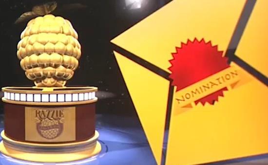 Những màn nhận giải Mâm xôi vàng hiếm hoi trong lịch sử