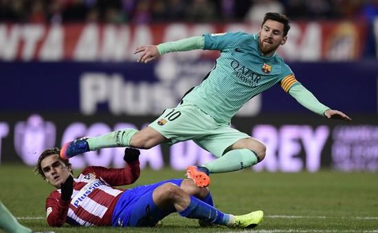 Barcelona - Atletico Madrid: Chung kết sớm La Liga!