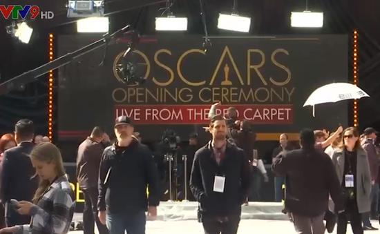 Hơn 500 nhân viên an ninh bảo vệ lễ trao giải Oscar