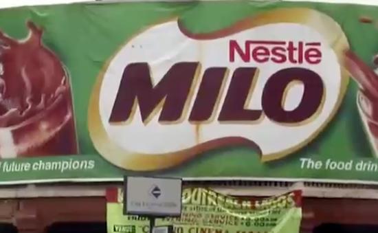 Nestle bị cáo buộc thông tin sai về sản phẩm Milo