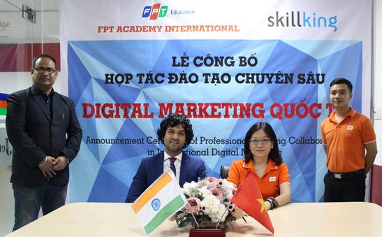 Ra mắt trường đào tạo Digital Marketing chuyên nghiệp đầu tiên tại Việt Nam
