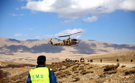 Tìm thấy hộp đen máy bay Iran bị rơi