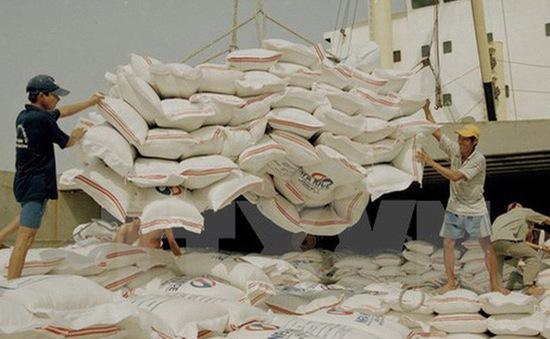 Giá gạo xuất khẩu có xu hướng tăng