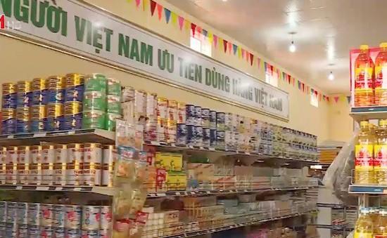 Ngành hàng tiêu dùng tăng trưởng mạnh tại thị trường nông thôn