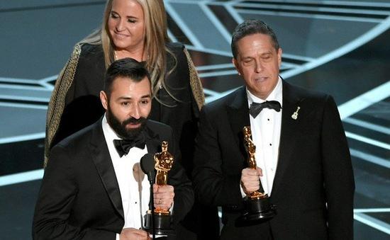 """Oscar 2018 """"trượt dốc"""" về lượng người xem"""