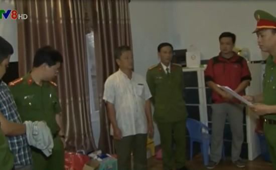 Thừa Thiên Huế: Phá đường dây đánh bạc qua mạng internet gần 100 tỷ đồng