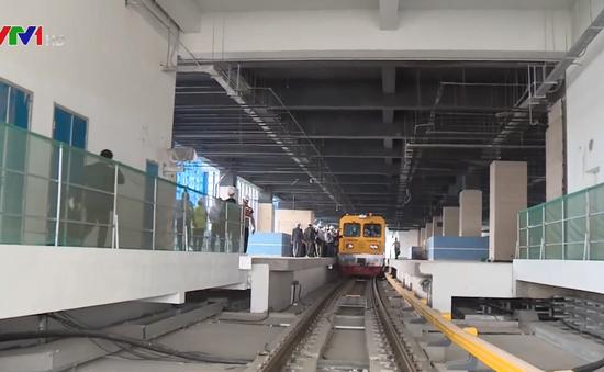 Dự án đường sắt Cát Linh - Hà Đông sẽ vận hành vào cuối năm nay