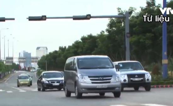 """TP.HCM: Hơn 35.000 trường hợp bị """"phạt nguội"""" vi phạm giao thông"""