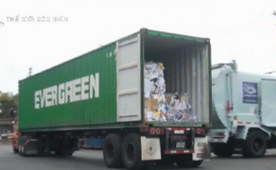 Trung Quốc cấm nhập khẩu rác