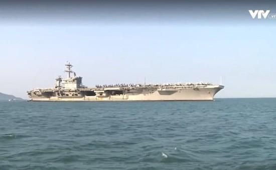 """""""Chuyến thăm của tàu USS Carl Vinson đánh dấu cột mốc quan trọng trong quan hệ Việt - Mỹ"""""""
