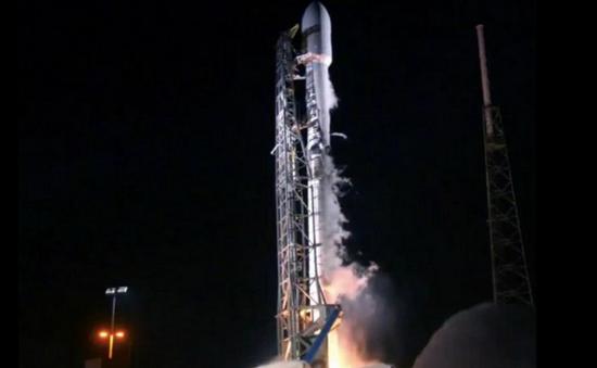 SpaceX phóng thành công lần thứ 50 tên lửa Falcon 9