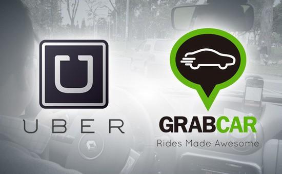 Kiến nghị coi Uber, Grab là một dạng kinh doanh taxi