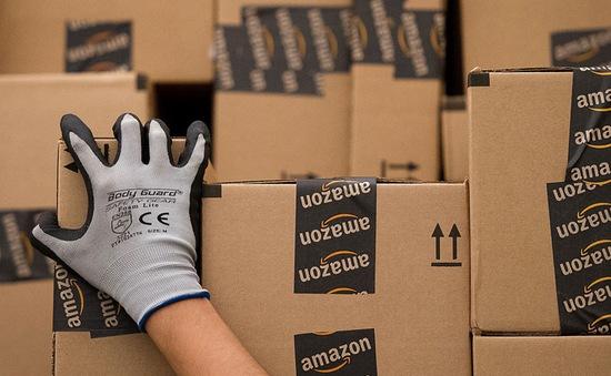 Amazon đang kiếm bộn tiền từ bán hàng ngoài nước Mỹ