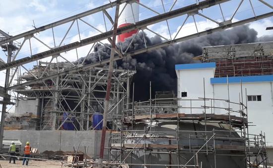 Xác định nguyên nhân vụ cháy tại Nhà máy Nhiệt điện Duyên Hải 3