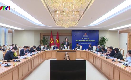 Hội đồng tư vấn cải cách thủ tục hành chính triển khai nhiệm vụ năm 2018