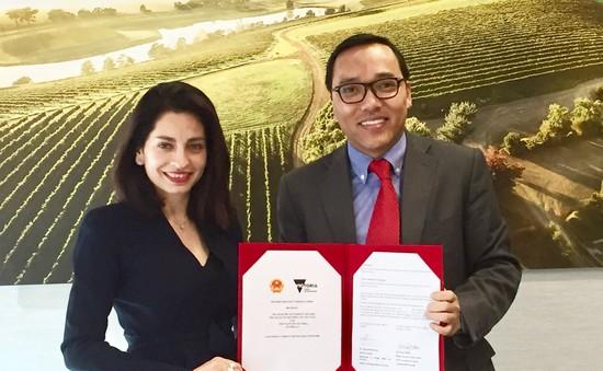 Bộ Ngoại giao Việt Nam và Chính quyền Bang Victoria, Australia ký thỏa thuận hợp tác