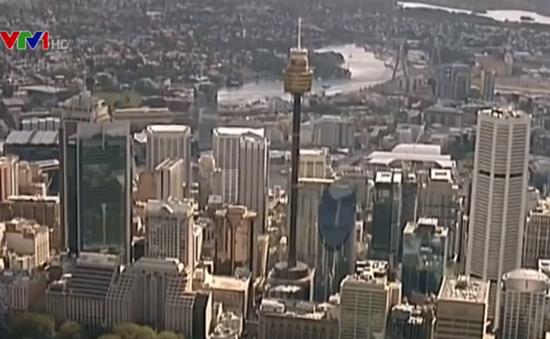 1 người tử vong do ngã từ tháp Sydney