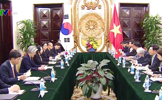 Đưa quan hệ đối tác chiến lược Việt Nam - Hàn Quốc lên tầm cao mới