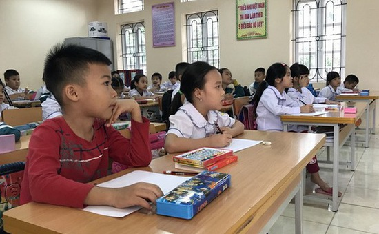 Hà Nội: Công bố kế hoạch tuyển sinh đầu cấp 2018 - 2019 và khảo sát tiếng Anh