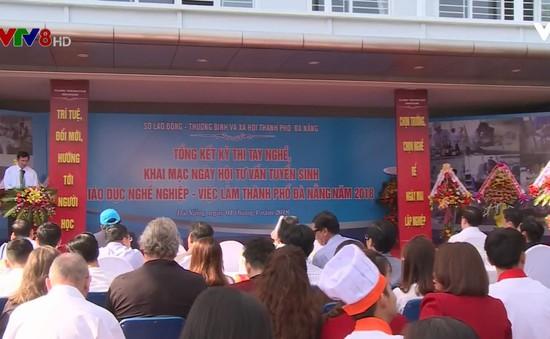 Đà Nẵng tổ chức Ngày hội tư vấn giáo dục việc làm 2018