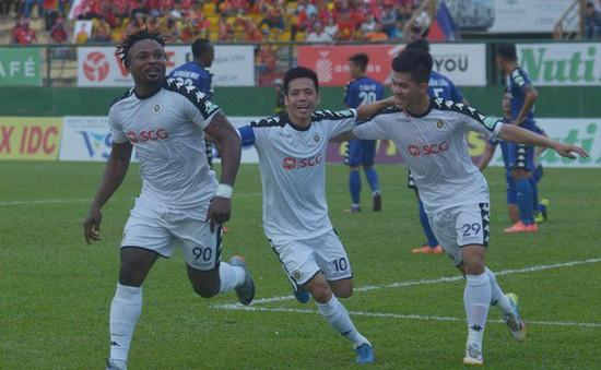 VIDEO: Tổng hợp trận đấu B.Bình Dương 1-1 CLB Hà Nội
