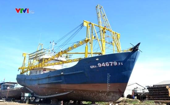 Nhà máy kêu cứu vì ngư dân không nhận tàu vỏ thép