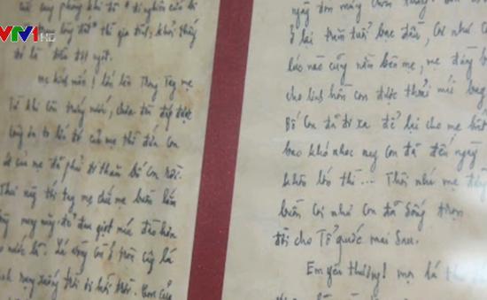 Những bức thư của người lính