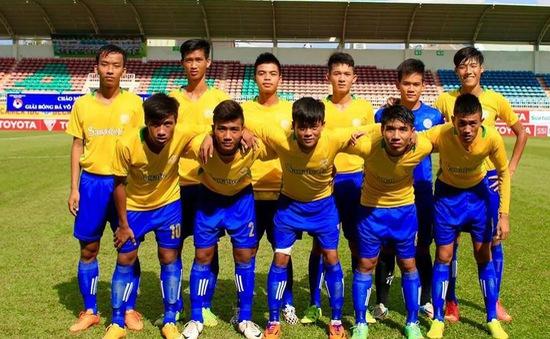 CLB Sanatech Khánh Hòa sẽ thế chỗ CLB Cà Mau dự giải hạng Nhì 2018