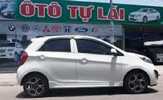 Thủ đoạn lừa đảo cho thuê xe ô tô tại Hà Tĩnh