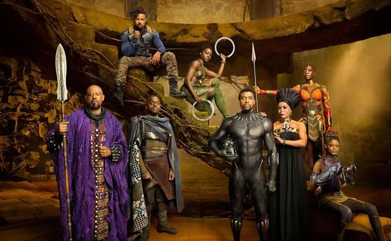 Black Panther vượt mặt Titanic về doanh thu phòng vé