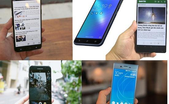 Dịp 30/4-1/5, nhiều chương trình giảm giá mạnh các loại smartphone tầm trung