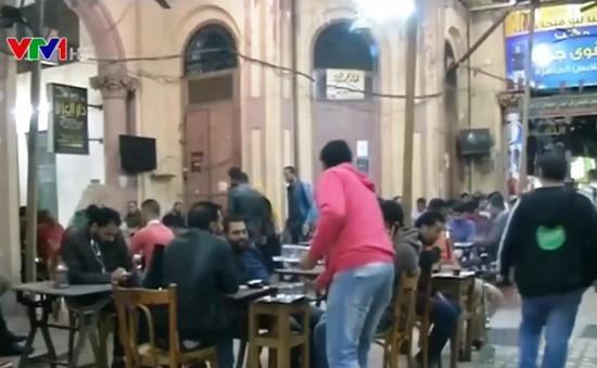 Quán cafe dành cho người khiếm thính ở Ai Cập