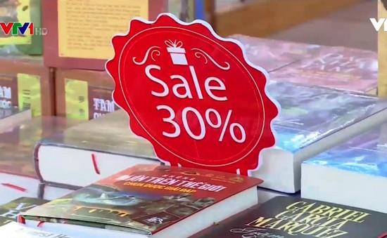 Người yêu sách có cơ hội mua sách giá rẻ tới 70%