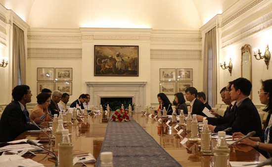 Họp tham khảo chính trị lần thứ 10 và đối thoại chiến lược lần thứ 7 Việt Nam - Ấn Độ