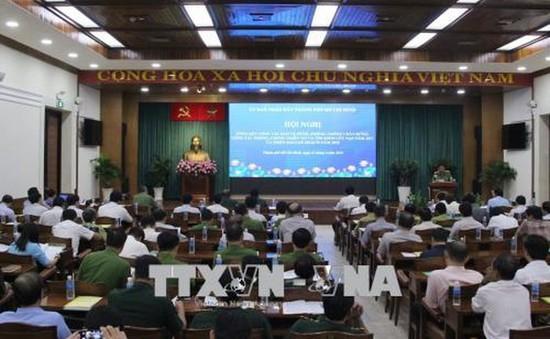 TP.HCM: Không để xảy ra cháy rừng nghiêm trọng trong mùa khô