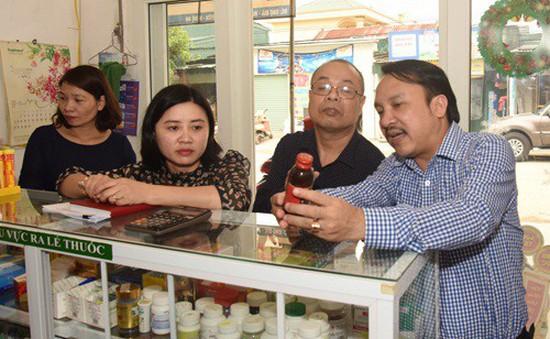Nghệ An: Thanh tra toàn diện các cơ sở y tế hành nghề y dược