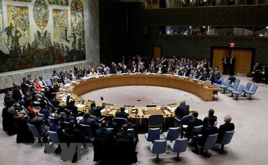 Hội đồng Bảo an Liên Hợp Quốc họp kín về tình hình Syria