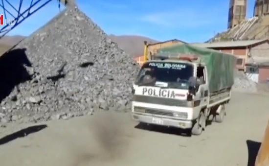 Nổ hầm mỏ tại Bolivia, hơn 20 người thương vong