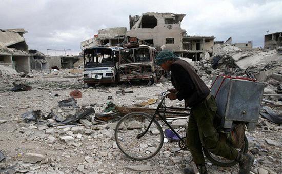 Chính phủ Syria kiểm soát hoàn toàn Đông Ghouta