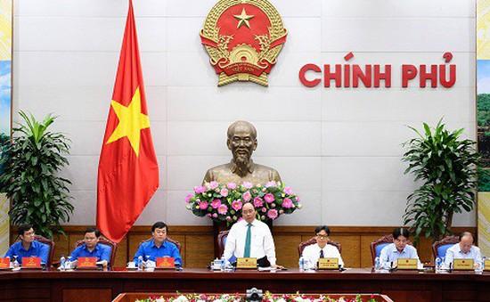 """Thủ tướng Nguyễn Xuân Phúc: """"Đã là thanh niên, không thể không có khát vọng"""""""
