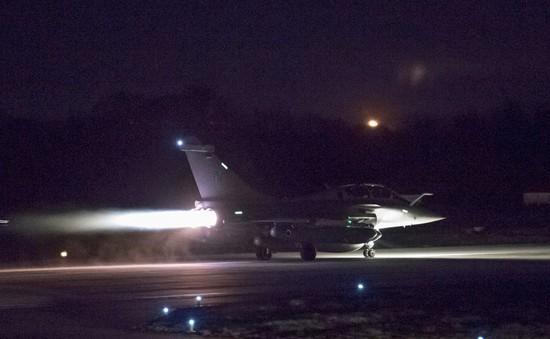 Liên quân Mỹ không kích Syria: Pháp, Anh có vai trò như thế nào?