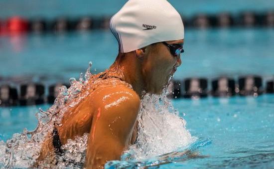Ánh Viên tiếp tục giành thêm huy chương tại giải Pro Swim Series