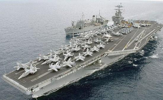Tương quan lực lượng Nga - Mỹ và đồng minh trên chiến trường Syria