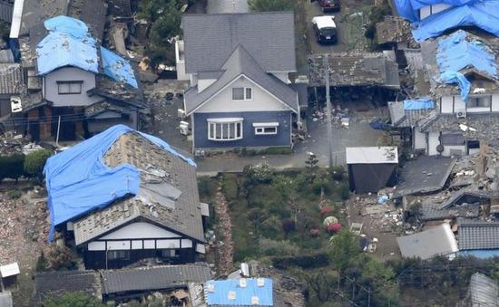 Động đất mạnh 4,6 độ Richter tại miền Trung Nhật Bản
