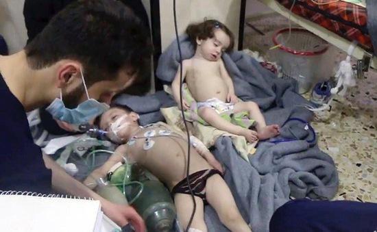 OPCW tiếp tục điều tra vụ tấn công nghi sử dụng vũ khí hóa học tại Syria
