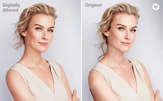 Chuỗi nhà thuốc tại Mỹ phản đối chỉnh sửa ảnh người mẫu quảng cáo